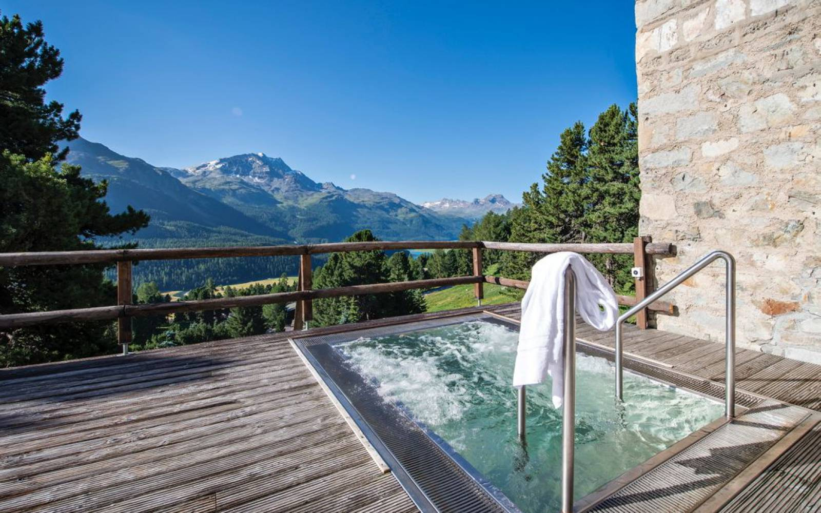 Wellness Hotel Engadin